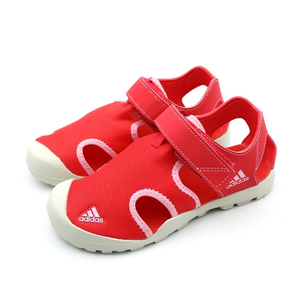 ADIDAS CAPTAIN中大童涼鞋-BC0702