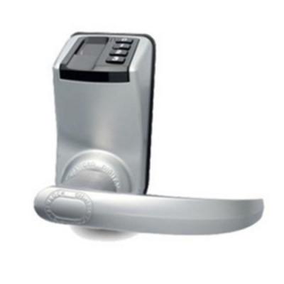 3398指紋鎖(亞鉻)一組4入 愛迪爾指紋密碼鎖 防盜鎖 電子鎖 感應鎖 數位智能鎖