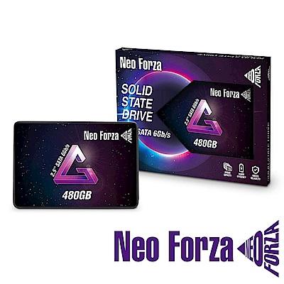 Neoforza 凌航 NFS01 480GB 2.5吋SATAIII  SSD固態硬碟