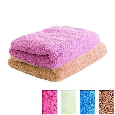 金德恩 台灣製造 768絲超細纖維雪花絨大浴巾140x76cm (多色可選)