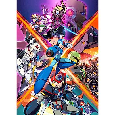 Megaman X 週年紀念合集 2- PS4 亞版英日文版