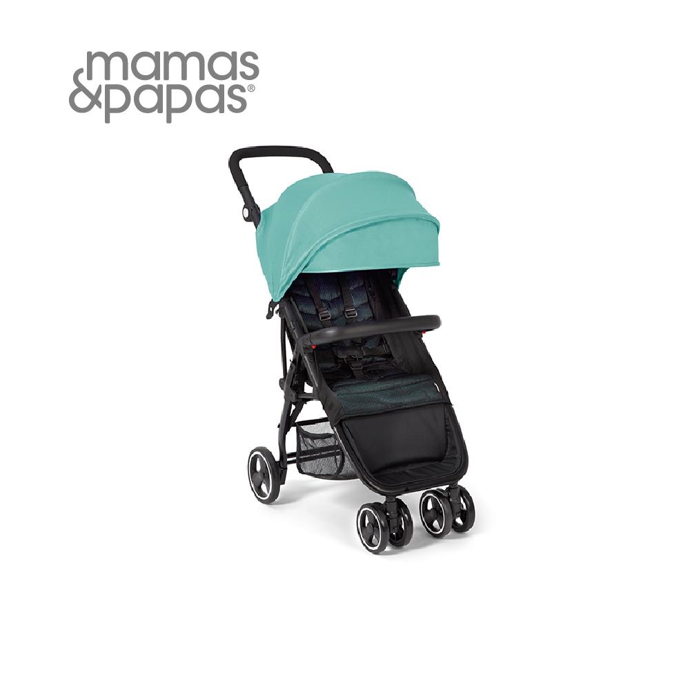 【Mamas & Papas】Acro 輕量秒收手推車-貓薄荷