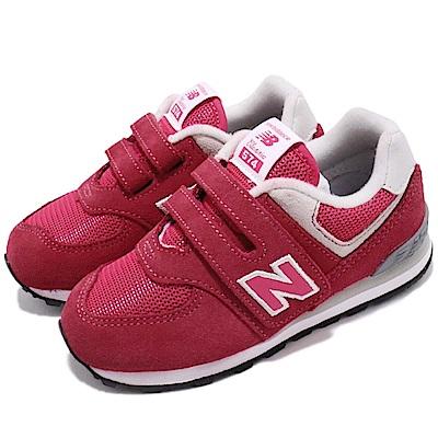 New Balance 慢跑鞋 IV574EPJ W 童鞋