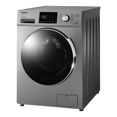 [時時樂限定]Panasonic國際牌 12KG 變頻洗脫烘滾筒洗衣機 NA-V120HDH-G