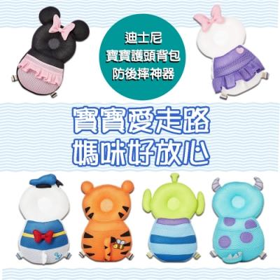 迪士尼(Disney)寶寶護頭背包 ( 米奇, 小熊維尼, 唐老鴨, 米妮, 黛絲, 三眼怪, 毛怪任選)