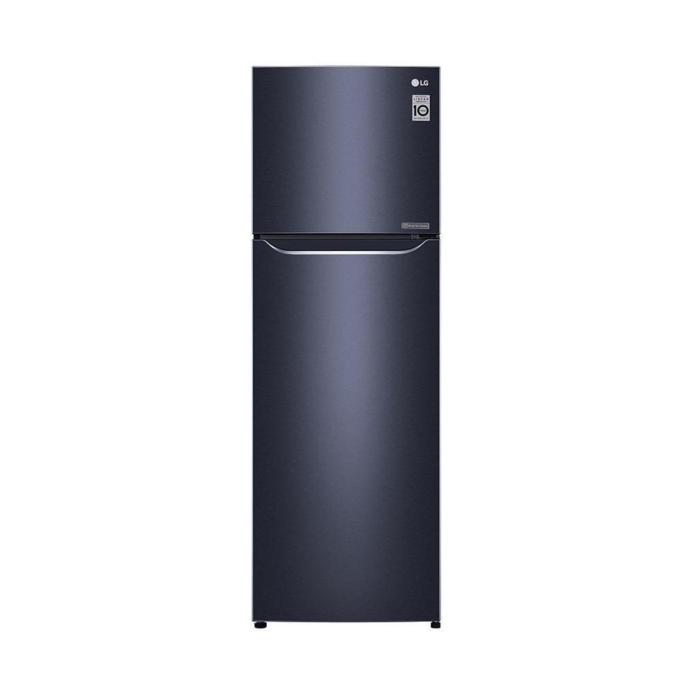 [限時優惠] LG樂金 253公升 1級變頻直驅雙門電冰箱 GN-L307C 星曜藍