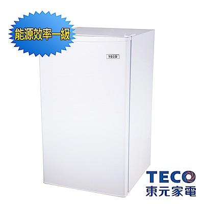 TECO東元 99公升單門小冰箱R1091W