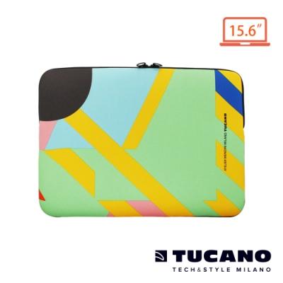TUCANO  MENDINI 時尚設計筆電包15.6吋-繽紛幾何