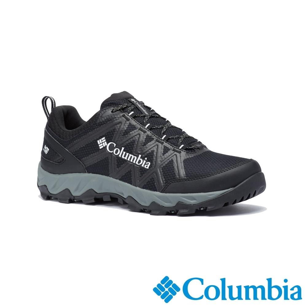 Columbia 哥倫比亞 男款-Outdry防水健走鞋-黑色