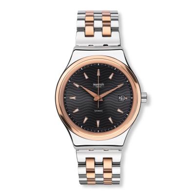 Swatch 51號星球機械錶 SISTEM TUX 金星奇航手錶