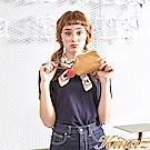 KINAZ x PEANUTS™ 童趣冒險手拿零錢包-焦糖咖啡-好日子系列