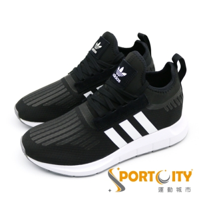 ADIDAS SWIFT RUN BARRI 男休閒鞋 B37701