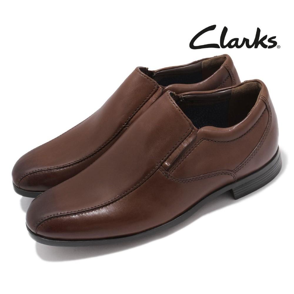 Clarks 皮鞋 Conwell Step 正裝 男鞋