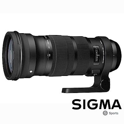 SIGMA 120-300mm F2.8 DG OS HSM (公司貨)