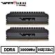 VIPER蟒龍 VB4 DDR4 3000 64GB(2x32G)桌上型記憶體 product thumbnail 1