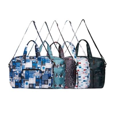 【H.A.N.D.S】折疊式手提袋(防潑水可折疊大容量旅行包)