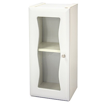 Aaronation 時尚塑鋼單門浴櫃 GU-C1006