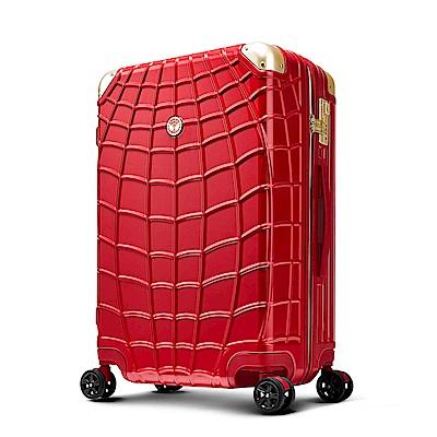 Marvel 漫威復仇者聯盟系列 29吋新型拉鍊行李箱-紅蜘蛛人(特仕板)