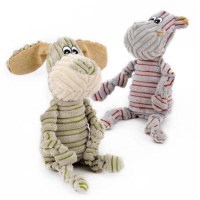 【寵愛有家】發聲短絨磨牙狗狗益智寵物玩具(寵物玩具)
