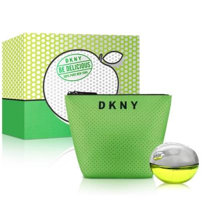 DKNY 青蘋果淡香精禮盒組