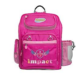 【IMPACT】標準型夢想書包-粉紅 IM00337PK
