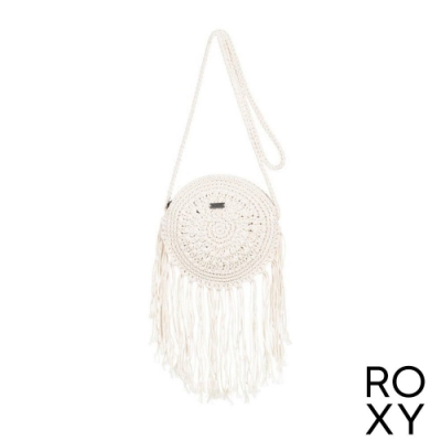 【ROXY】R U MINE 側背包 白色