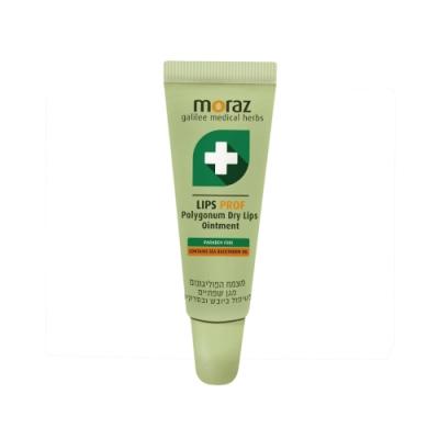Moraz 茉娜姿 修護唇膏(升級版) 10ML