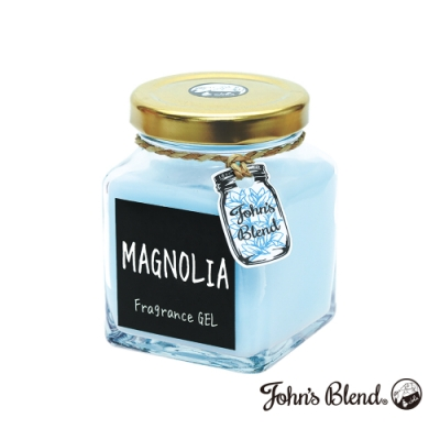 John's Blend 室內香氛擴香膏-白玉蘭花