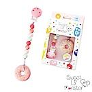 【Sweet Lil Monster】櫻桃草莓甜甜圈固齒器/奶嘴鍊