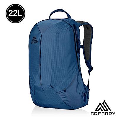 Gregory 22L SKETCH多功能電腦背包  印第哥藍