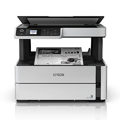 EPSON M2140 黑白高速三合一連續供墨印表機