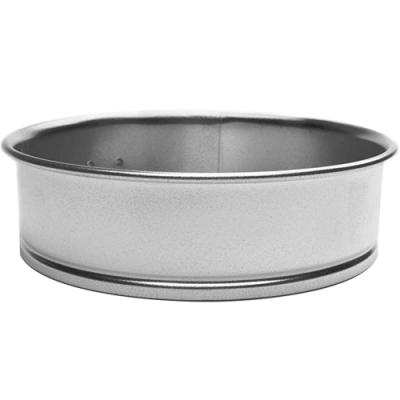 《FOXRUN》格紋圓形扣環蛋糕模(7吋)