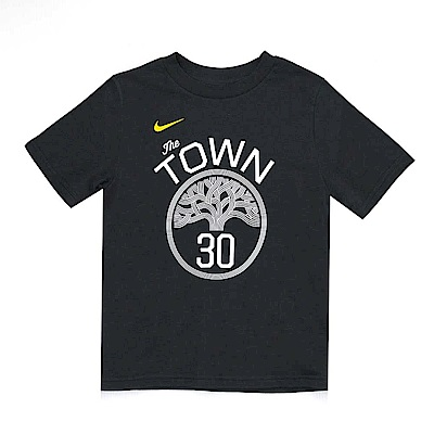 NIKE 兒童短袖T恤 勇士隊 Stephen Curry
