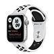 Apple Watch Nike S6 (GPS) 40mm 銀色鋁金屬錶殼+白色錶帶(M00T3TA/A) product thumbnail 1
