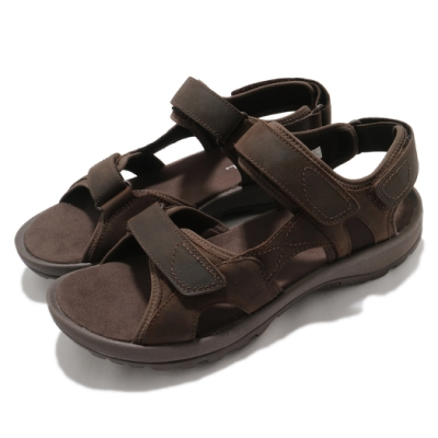 Merrell 涼鞋 Sandspur 2 Convert 男鞋 魔鬼氈 外出 輕便 郊遊 踏青 棕 ML002711