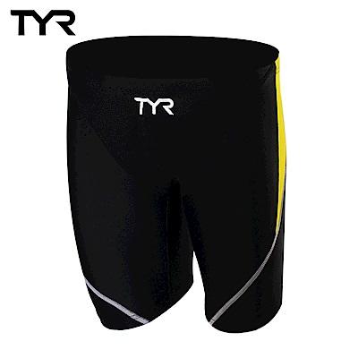 美國TYR 男款7分泳褲 Ray Jammer Yellow