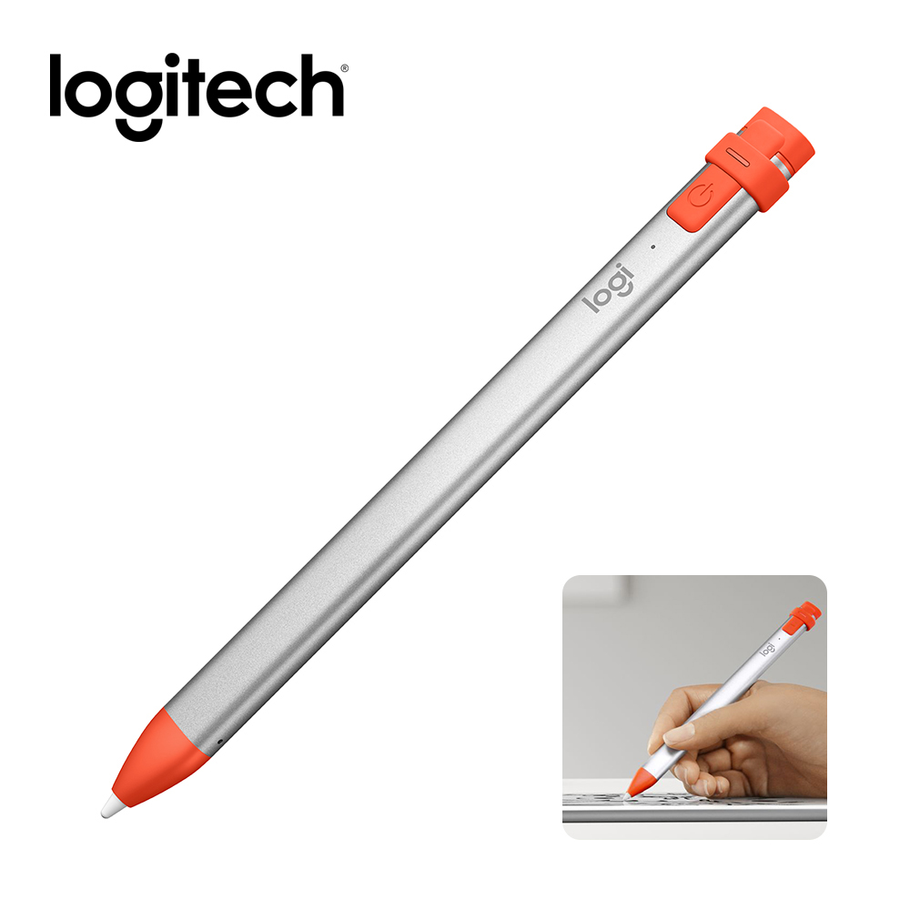 羅技 Crayon iPad 多功能數位筆