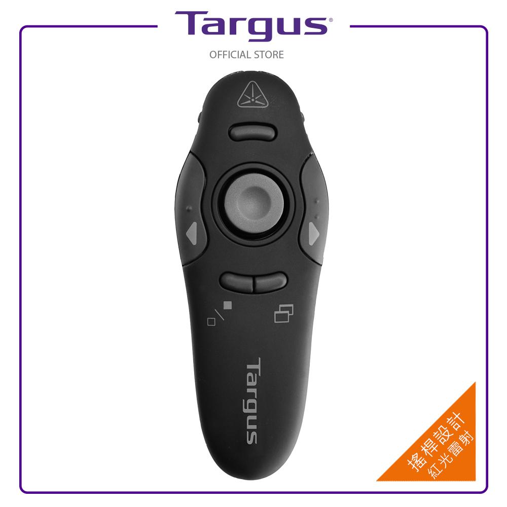 Targus 曲線搖桿簡報器(AMP17AP)
