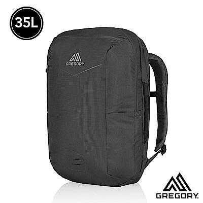 Gregory 35L BORDER多功能電腦背包 正黑