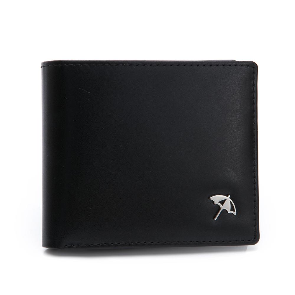 Arnold Palmer- 基本短夾 ZAKI(阿拉伯-明亮)系列-黑色