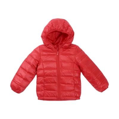 魔法Baby 兒童輕量極保暖90%羽絨外套 k61114
