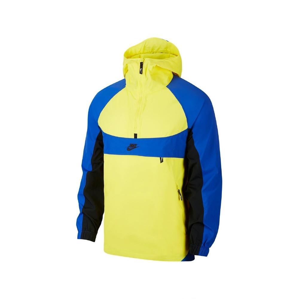 Nike 上衣 NSW Hooded Woven Top 男款