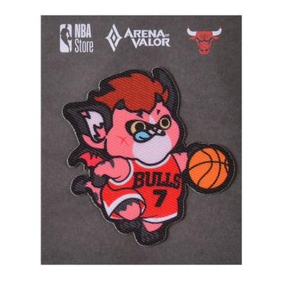 NBA Store x 傳說對決聯名貼布章 公牛隊