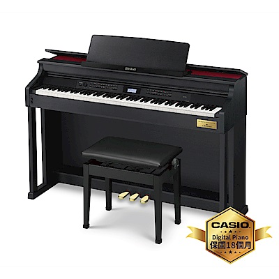 CASIO卡西歐 CELVIANO頂級音質數位鋼琴AP-700