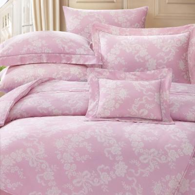 岱思夢  加大  60支八件式天絲床罩組  嘉柏莉
