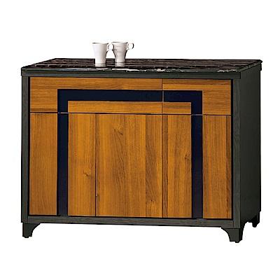 AS-賽門4尺餐櫃下座-116x45x81cm
