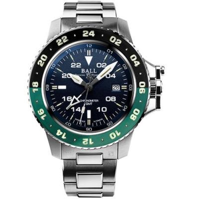 BALL波爾Engineer GMT II機械錶(DG2018C-S11C-BE)