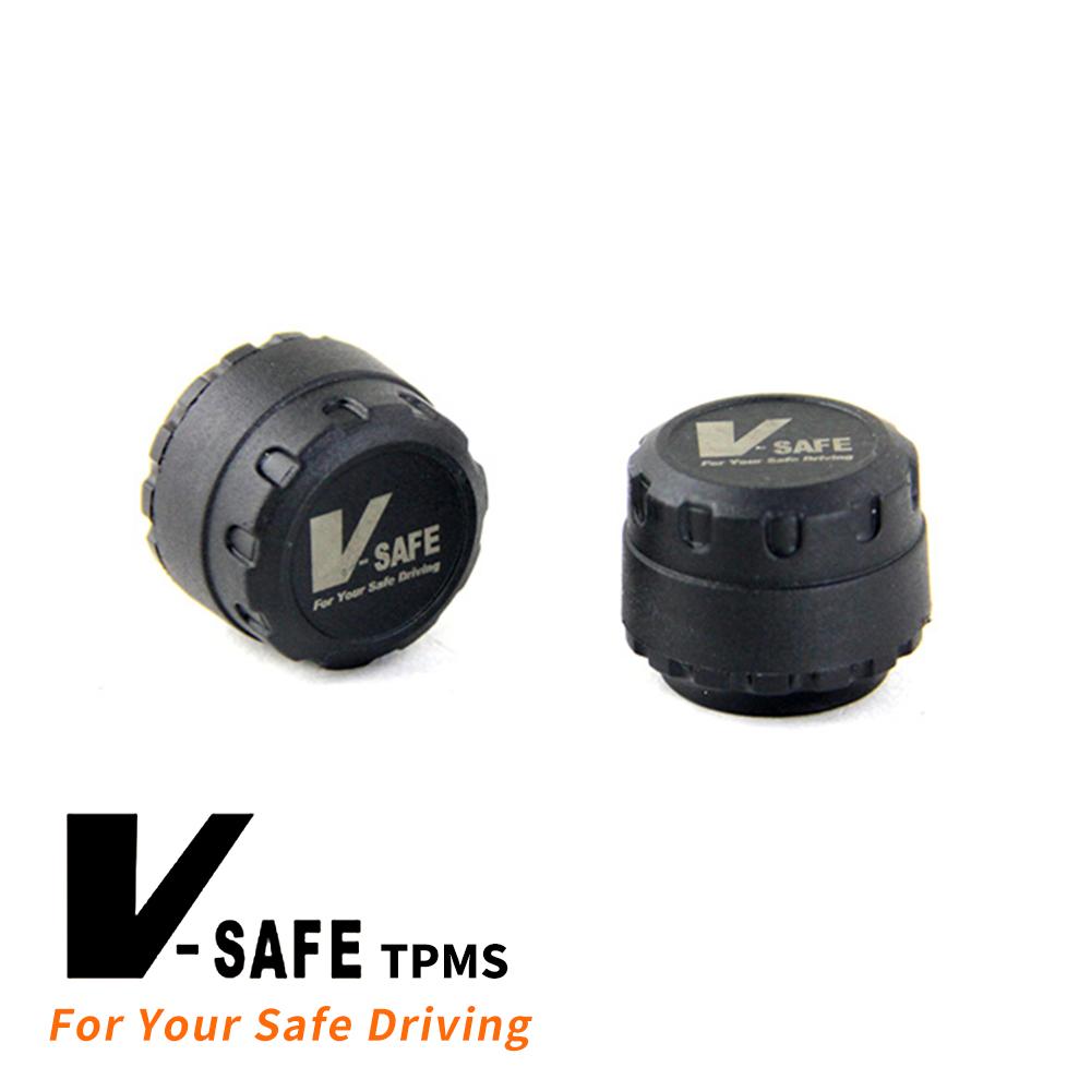 維迪歐 V-SAFE BT1 bibo無線藍芽 機車胎壓偵測器(胎外式)-快