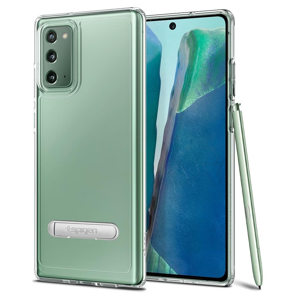 Spigen Galaxy Note 20 / 20 Ultra Ultra Hybrid S-立架式軍規防摔保護殼 (Note 20)