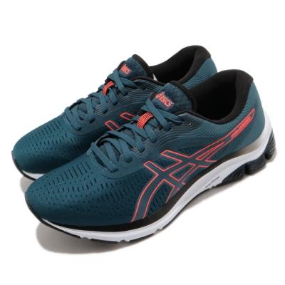 Asics 慢跑鞋 Gel Pulse 12 男鞋 亞瑟士 路跑 緩衝 避震 輕量 亞瑟膠 綠 紅 1011A844401
